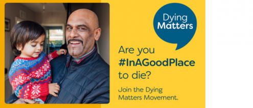 Join the Dying Matters movement